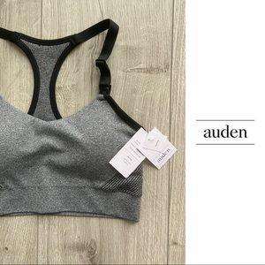 NWT✨ Auden Grey Maternity Bra